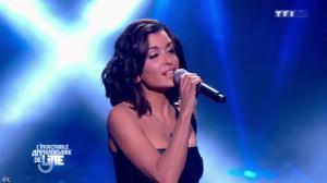 Jenifer Bartoli dans l'Incroyable Anniversaire de Line - 28/12/13 - 01