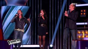Jenifer Bartoli dans The Voice - 02/02/13 - 01