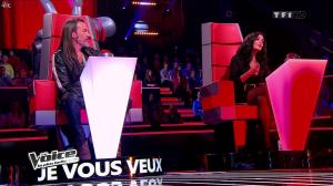 Jenifer Bartoli dans The Voice - 02/02/13 - 02