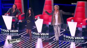 Jenifer Bartoli dans The Voice - 02/02/13 - 04