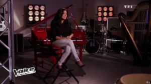 Jenifer Bartoli dans The Voice - 02/02/13 - 05