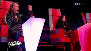 Jenifer Bartoli dans The Voice - 02/02/13 - 09