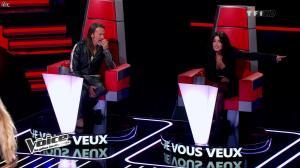 Jenifer Bartoli dans The Voice - 09/02/13 - 01