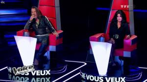 Jenifer Bartoli dans The Voice - 09/02/13 - 02