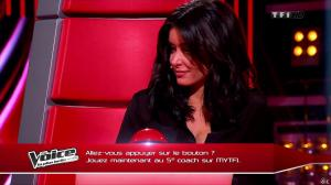 Jenifer Bartoli dans The Voice - 09/02/13 - 05