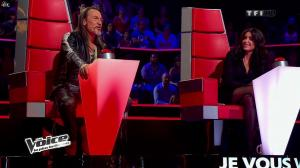 Jenifer Bartoli dans The Voice - 09/03/13 - 01