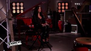 Jenifer Bartoli dans The Voice - 09/03/13 - 02