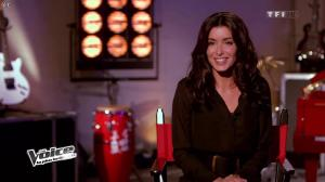 Jenifer Bartoli dans The Voice - 09/03/13 - 05