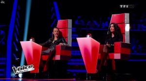 Jenifer Bartoli dans The Voice - 09/03/13 - 07