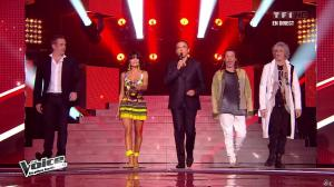 Jenifer Bartoli dans The Voice - 13/04/13 - 01