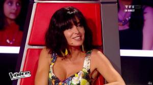 Jenifer Bartoli dans The Voice - 13/04/13 - 10
