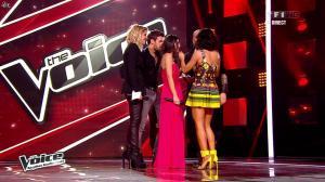Jenifer Bartoli dans The Voice - 13/04/13 - 12