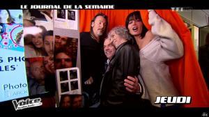 Jenifer Bartoli dans The Voice - 13/04/13 - 18