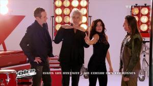 Jenifer Bartoli dans The Voice - 23/02/13 - 07