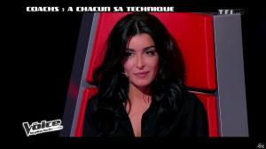 Jenifer Bartoli dans The Voice - 23/02/13 - 09