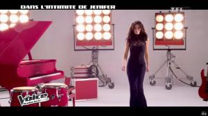 Jenifer Bartoli dans The Voice - 23/02/13 - 12
