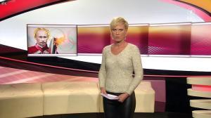 Kamilla Senjo dans Brisant - 27/01/14 - 08