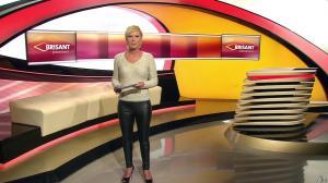 Kamilla Senjo dans Brisant - 27/01/14 - 09