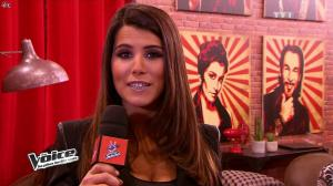 Karine Ferri dans The Voice - 02/02/13 - 13