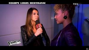 Karine Ferri dans The Voice - 02/02/13 - 14