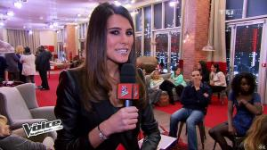 Karine Ferri dans The Voice - 09/02/13 - 12