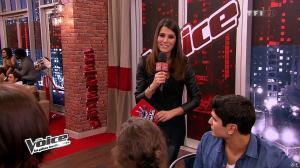 Karine Ferri dans The Voice - 09/03/13 - 09