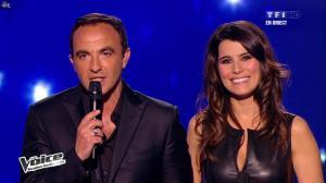 Karine Ferri dans The Voice - 13/04/13 - 07