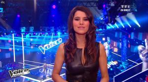 Karine Ferri dans The Voice - 13/04/13 - 13