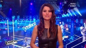 Karine Ferri dans The Voice - 13/04/13 - 13