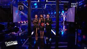 Karine Ferri dans The Voice - 13/04/13 - 19