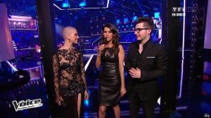 Karine Ferri dans The Voice - 13/04/13 - 22