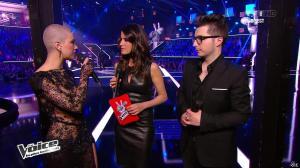 Karine Ferri dans The Voice - 13/04/13 - 24