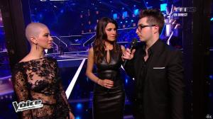 Karine Ferri dans The Voice - 13/04/13 - 25