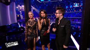 Karine Ferri dans The Voice - 13/04/13 - 26