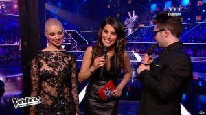 Karine Ferri dans The Voice - 13/04/13 - 27
