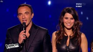 Karine Ferri dans The Voice - 13/04/13 - 28