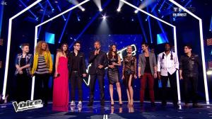 Karine Ferri dans The Voice - 13/04/13 - 29