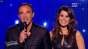 Karine Ferri dans The Voice - 13/04/13 - 30