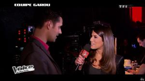 Karine Ferri dans The Voice - 16/02/13 - 06