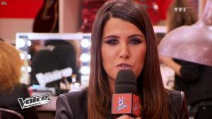 Karine Ferri dans The Voice - 23/02/13 - 10