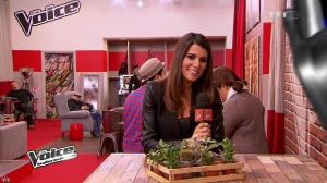 Karine Ferri dans The Voice - 23/02/13 - 11