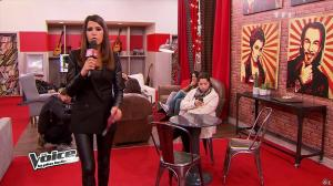 Karine Ferri dans The Voice - 23/02/13 - 14