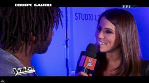 Karine Ferri dans The Voice - 23/02/13 - 15