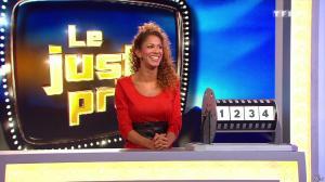Doris Rouesne dans le Juste Prix - 09/01/14 - 04