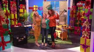 Les Gafettes, Doris Rouesne et Nadia Aydanne dans le Juste Prix - 15/02/13 - 03