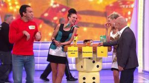 Les Gafettes, Fanny Veyrac et Nadia Aydanne dans le Juste Prix - 15/03/13 - 04