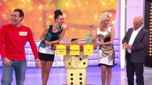 Les Gafettes, Fanny Veyrac et Nadia Aydanne dans le Juste Prix - 15/03/13 - 05