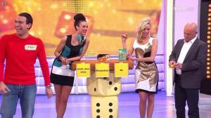 Les Gafettes, Fanny Veyrac et Nadia Aydanne dans le Juste Prix - 17/01/13 - 08