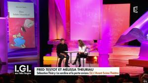 Mélissa Theuriau dans la Grande Librairie aux Folies Bergere - 26/12/13 - 06