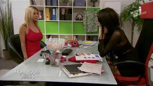 Nabilla Benattia et Shauna Sand dans Hollywood Girls - 25/11/13 - 01